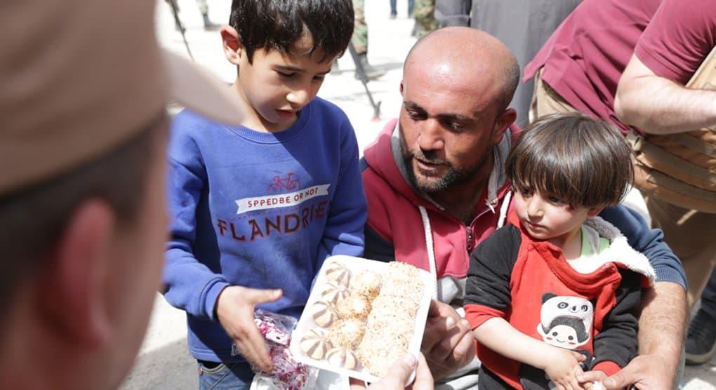 Башар Асад готов сделать все возможное для защиты ближневосточных христиан