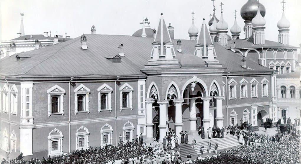 Подземный музей истории Чудова монастыря откроют в Кремле