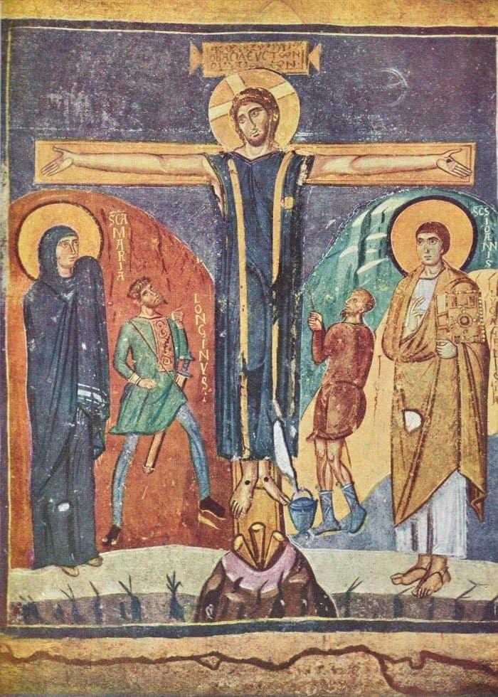 Crucifixion_from_Santa_Maria_Antiqua