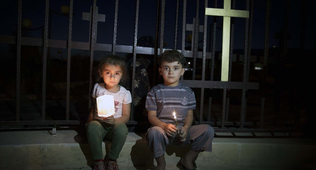За время конфликта число христиан в Сирии сократилось на миллион