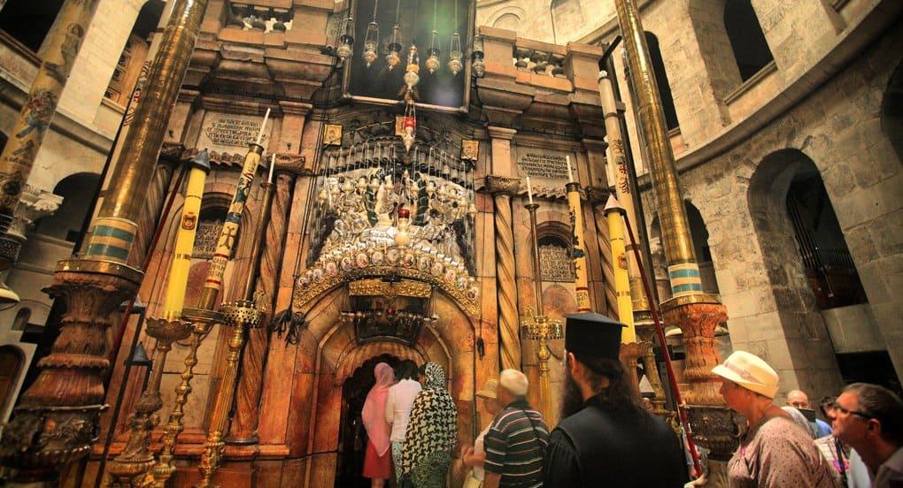 Впервые за 200 лет реставраторы войдут внутрь Гроба Господня
