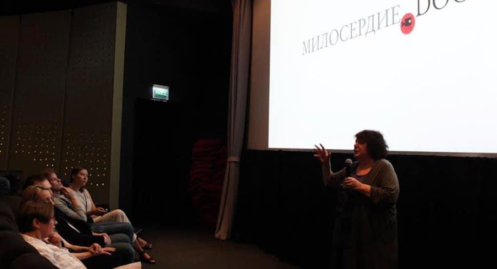 Начался прием заявок на кинофестиваль «Милосердие.doc»