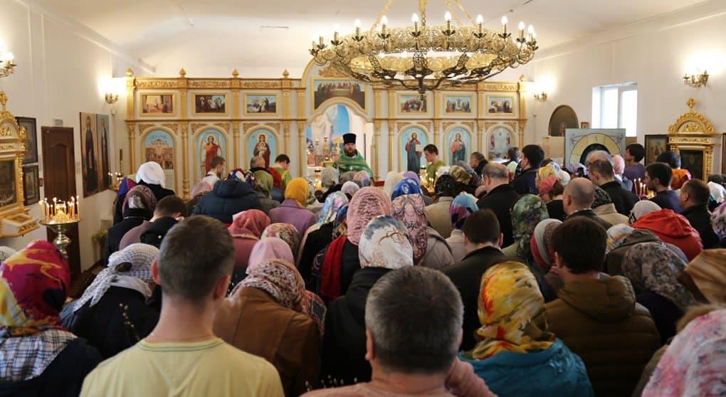 В Московской епархии 1130 храмов и 1688 священнослужителей