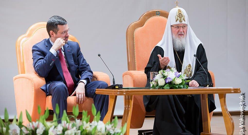 Начат сбор вопросов патриарху Кириллу в рамках VIII фестиваля «Вера и слово»