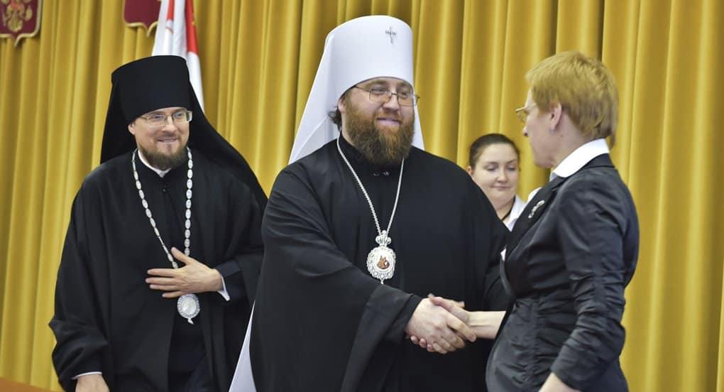 Вологодская епархия получила свидетельство о передаче ей Воскресенского собора