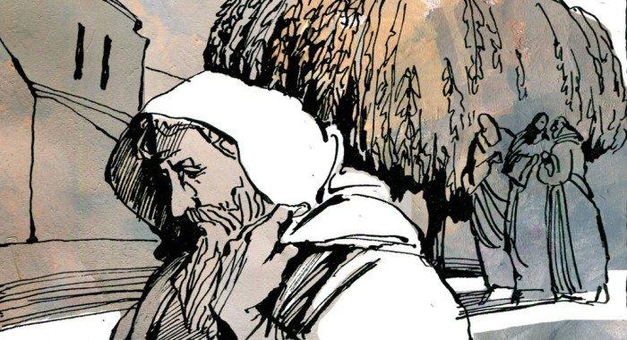 Иоанн Лествичник. История в картинках