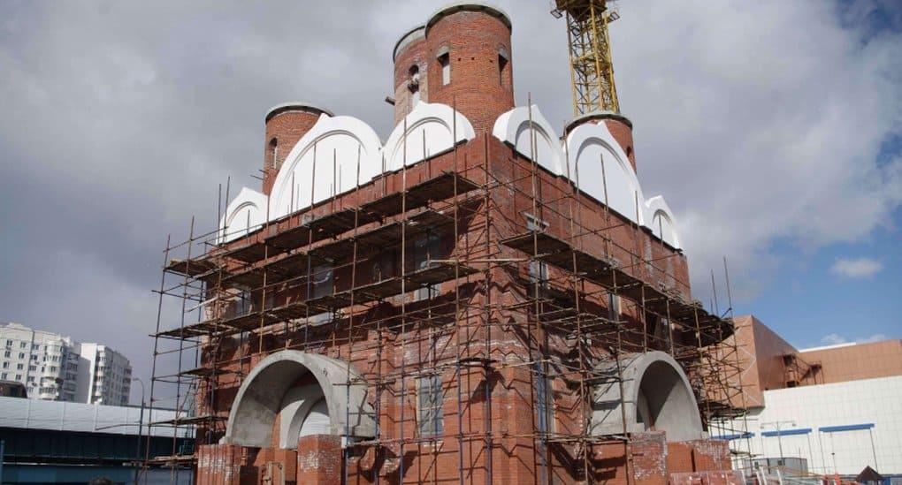 За время служения патриарха Кирилла храмов стало на 5 тысяч больше