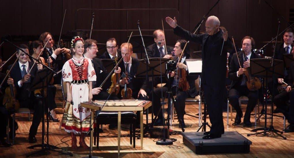 Владимир Спиваков даст концерт в пользу создания в Омске детского хосписа