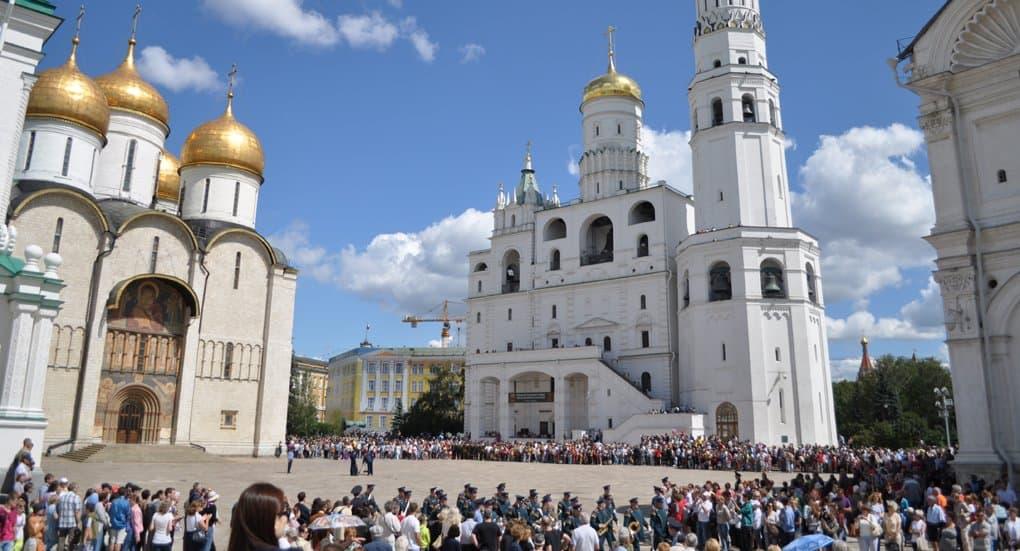 О святых обителях Московского Кремля расскажет новая экскурсия