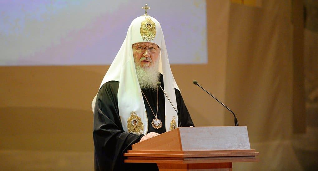 Патриарх Кирилл ответит на вопросы православных студентов