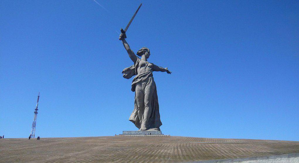 Памятник «Родина-мать зовет!» признали особо ценным культурным наследием