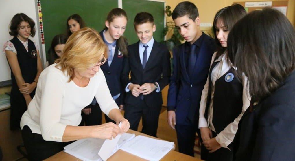 В России создадут национальную систему учительского роста