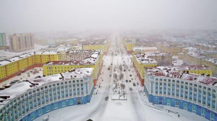 Норильск. Фото Владимира Ештокина