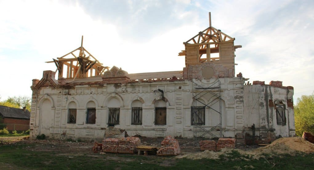 Возрождение единственного в России храма святой Аллы поддержат концертом