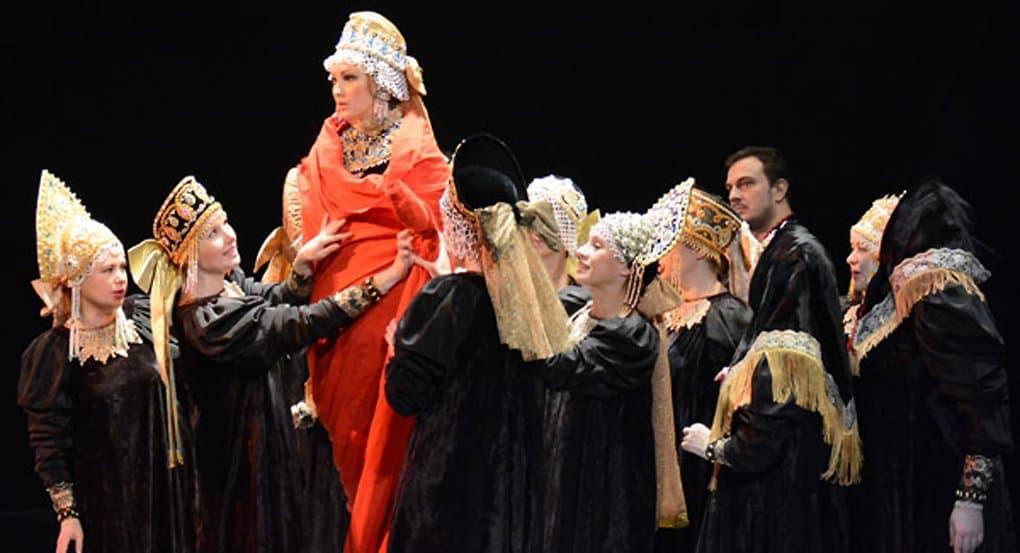 Русскую оперу впервые покажут у стен Коломенского кремля