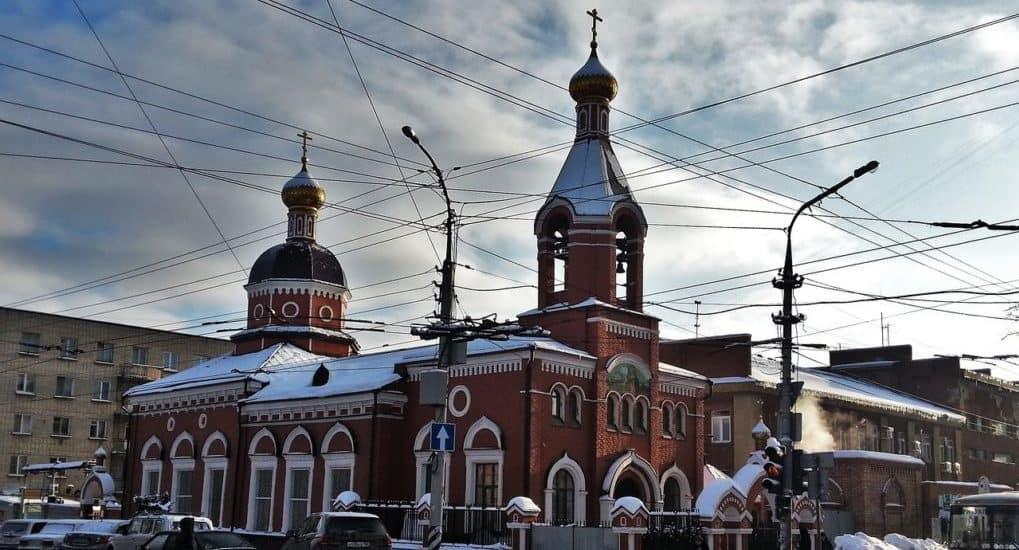 Храм во имя преподобного Серафима Саровского в Саратове