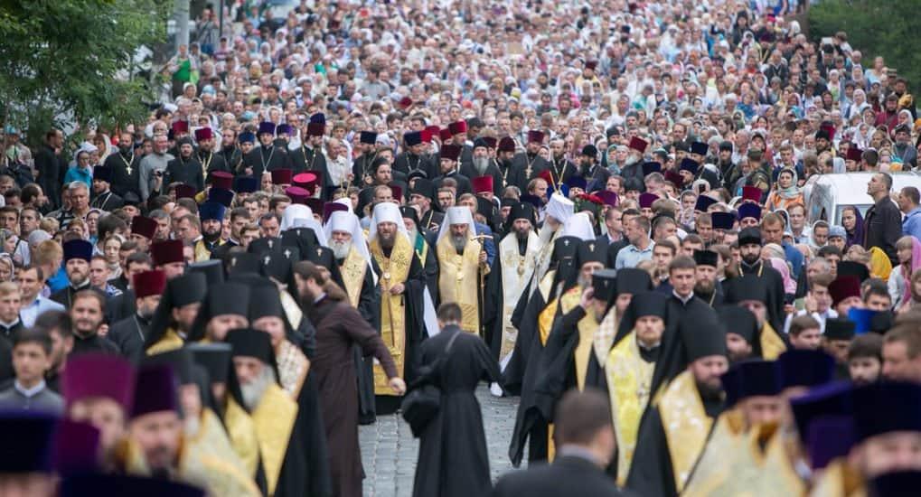 Украинская Православная Церковь сохраняет мощнейший миротворческий потенциал, - патриарх Кирилл
