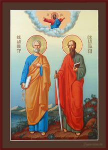 12.1. Петр и Павел