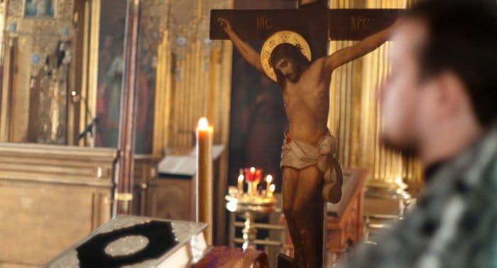 Как проходит православный чин пассии
