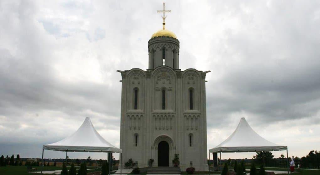 У церкви Покрова на Нерли появился храм-копия в Краснодарском крае