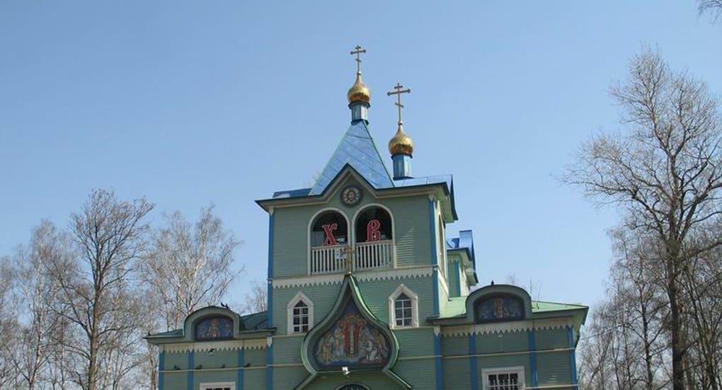 Храм во имя преподобного Серафима Саровского в Санкт-Петербурге