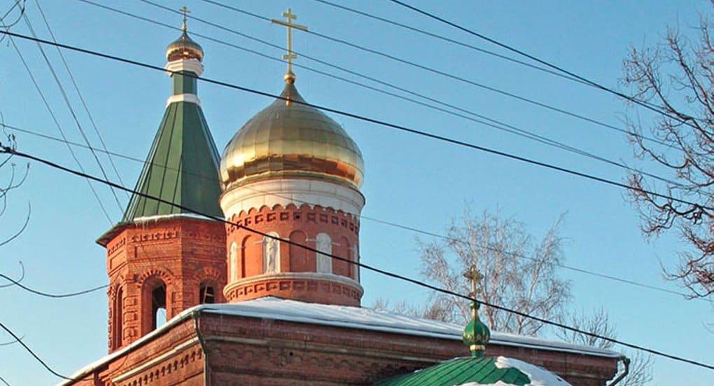 Храм преподобного Серафима Саровского в Туле