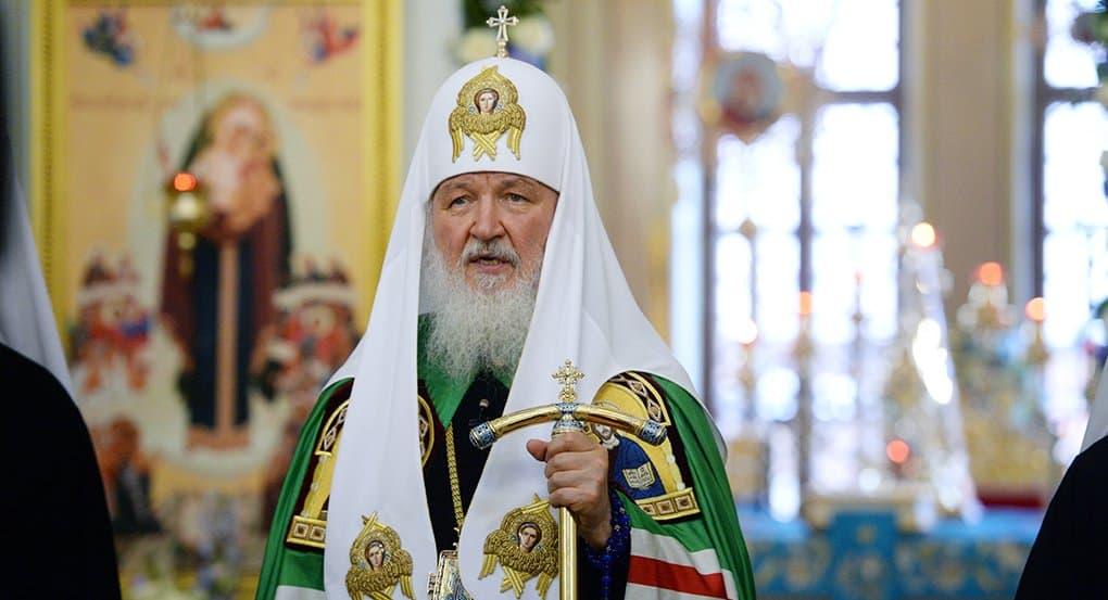 Церковь всегда должна быть с теми, кто страдает, - патриарх Кирилл