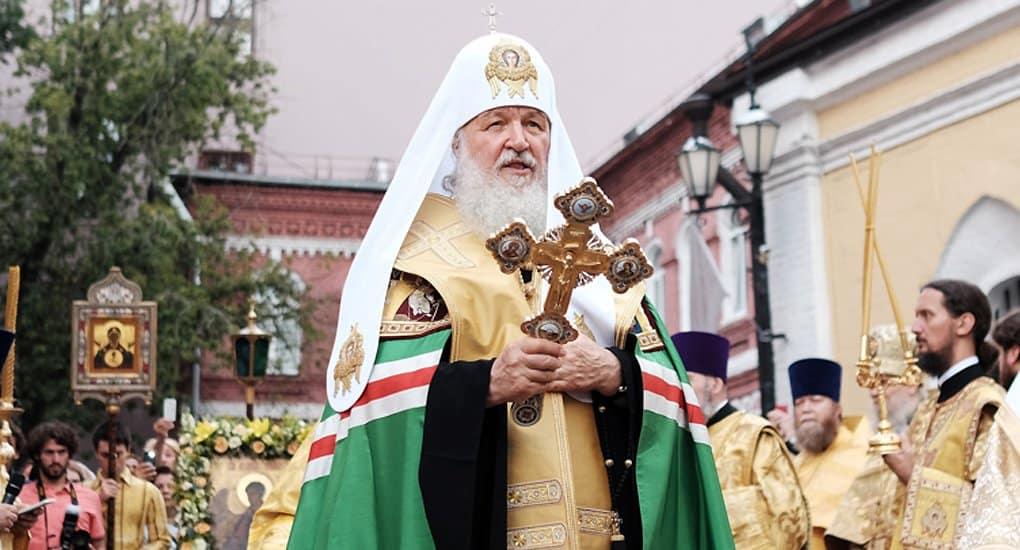 Пороки, одурманивающие сознание, заглушают голос разума, - патриарх Кирилл