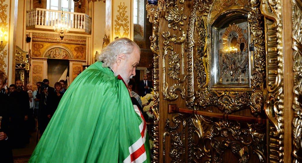 Верим, что Казанский образ не уничтожен - просто не пришло время его явления, - патриарх Кирилл
