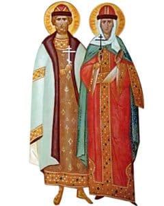 Симеон и Иулиания Вяземские