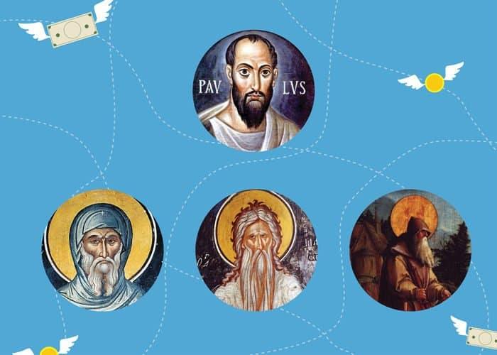 Как святые зарабатывали деньги? И как их тратили