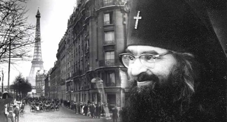Святитель Иоанн Шанхайский, – святой, который ходил по Парижу босиком