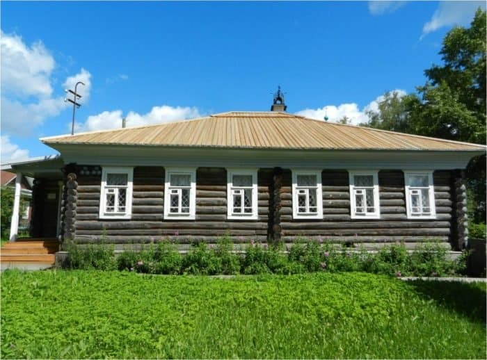 Дом-музей Ивана Кускова. Фото Ивана Попова