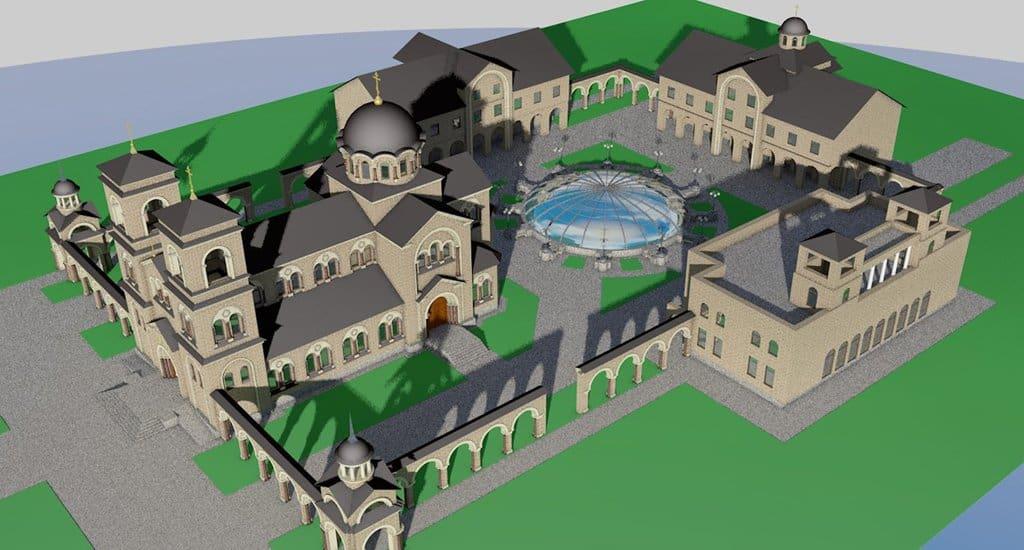 Патриарший центр диалога Церкви и ученых могут построить под Ульяновском