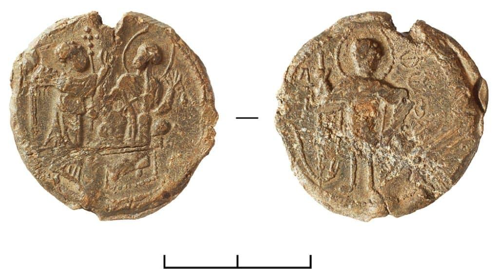 Христианскую печать русского князя впервые нашли на земле древних пруссов
