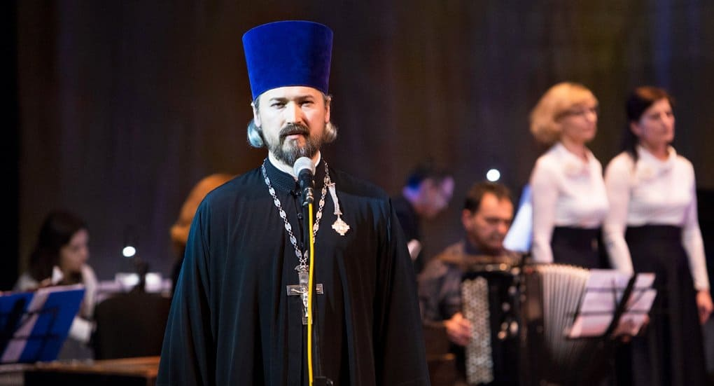 Духовником Олимпийской сборной России назначен протоиерей Андрей Алексеев