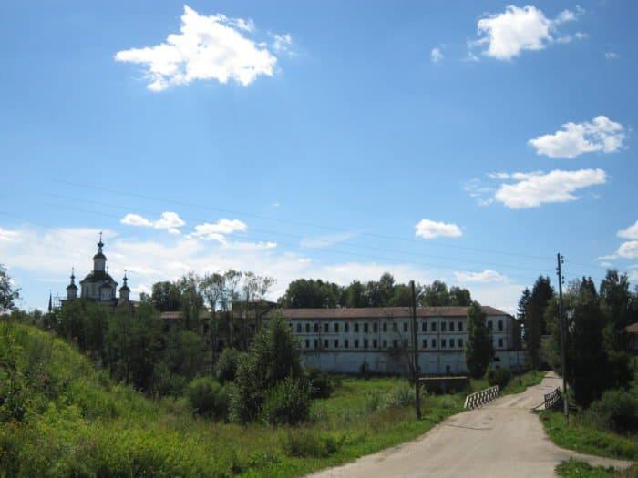 Спасо-Суморин монастырь. Фото - Роберт Гвискар