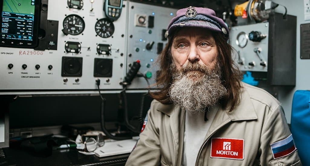 Кругосветка на воздушном шаре удалась только с помощью Божией, - священник Федор Конюхов