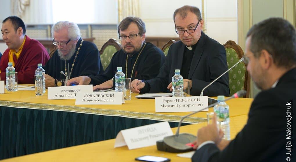 В храме Христа Спасителя обсудили вопросы противодействия религиозному экстремизму