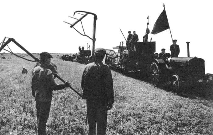 колхоз_1930-е гг копия