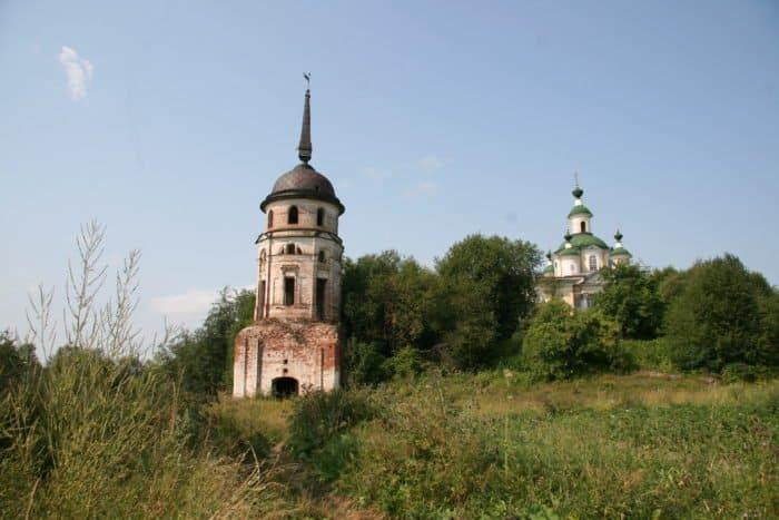 Спасо-Суморин монастырь. Фото Алексея Колосова
