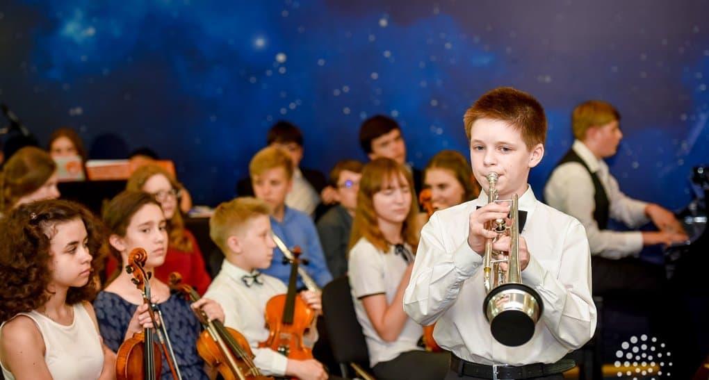 В России насчитали уже около 7 тысяч одаренных детей