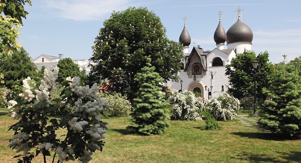 Здания Марфо-Мариинской обители передали Церкви