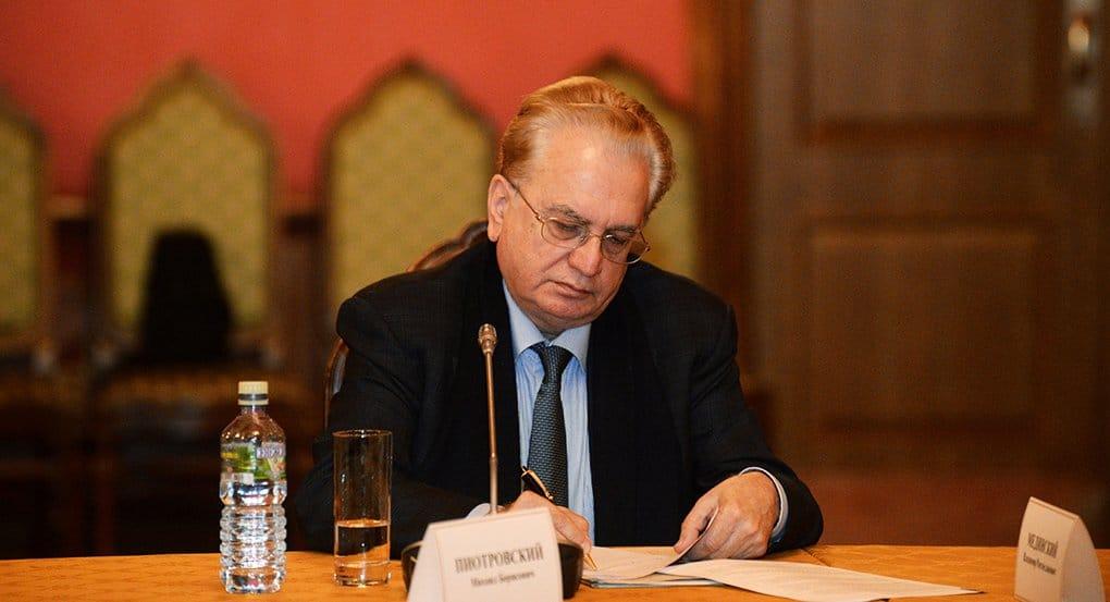 Михаил Пиотровский предложил создать церковно-музейную комиссию