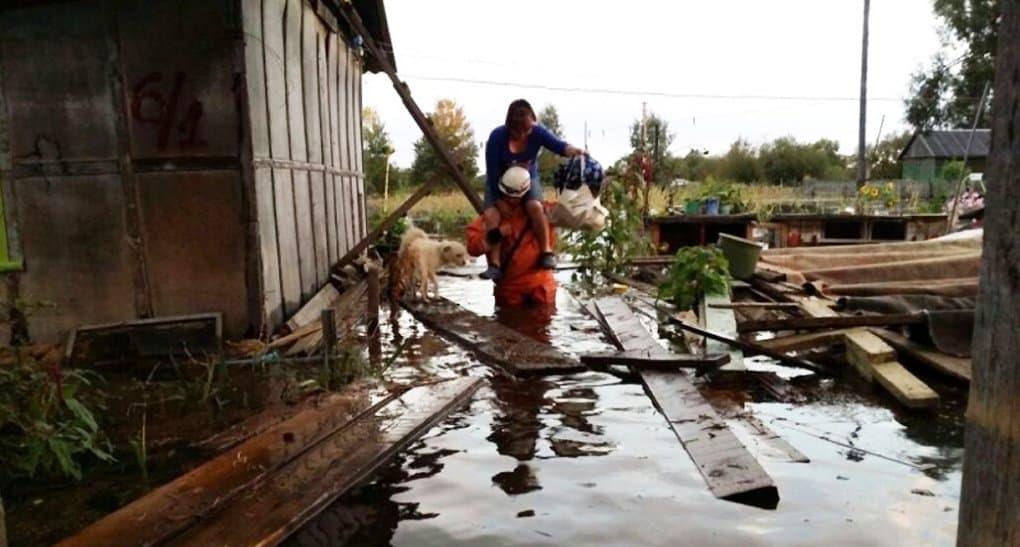Более 4 тонн помощи получили приморцы от «Фонда продовольствия «Русь»
