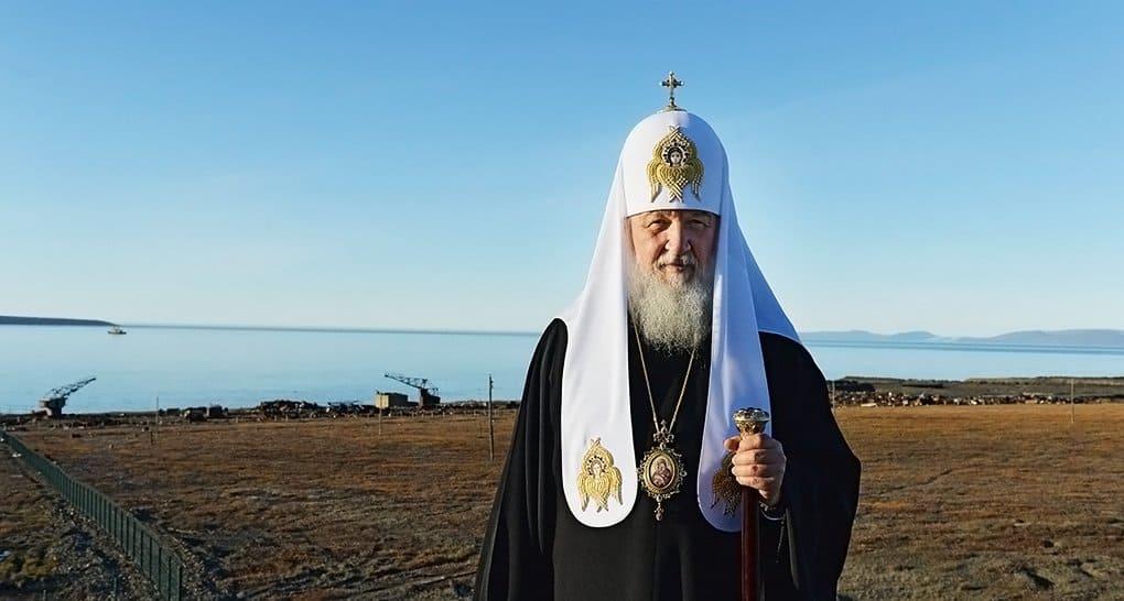Святейшему Патриарху Кириллу исполняется 71 год