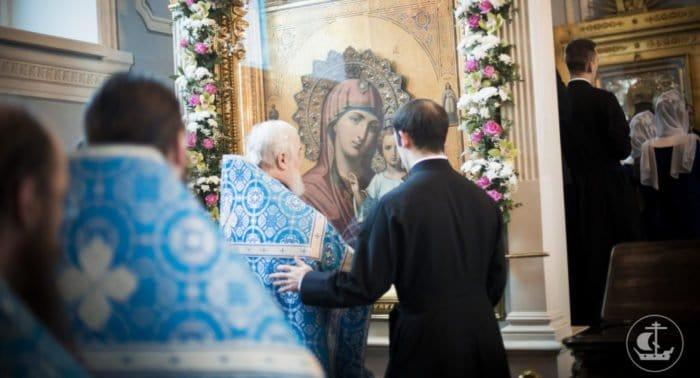 Православные праздники в ноябре