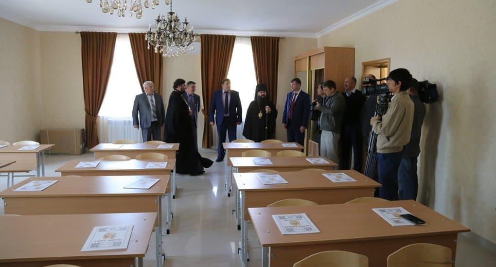 На день города в Кизляре открыли православный центр