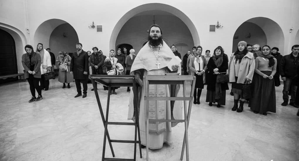 «Фома» отпраздновал 20-летие в храме Александра Невского при МГИМО
