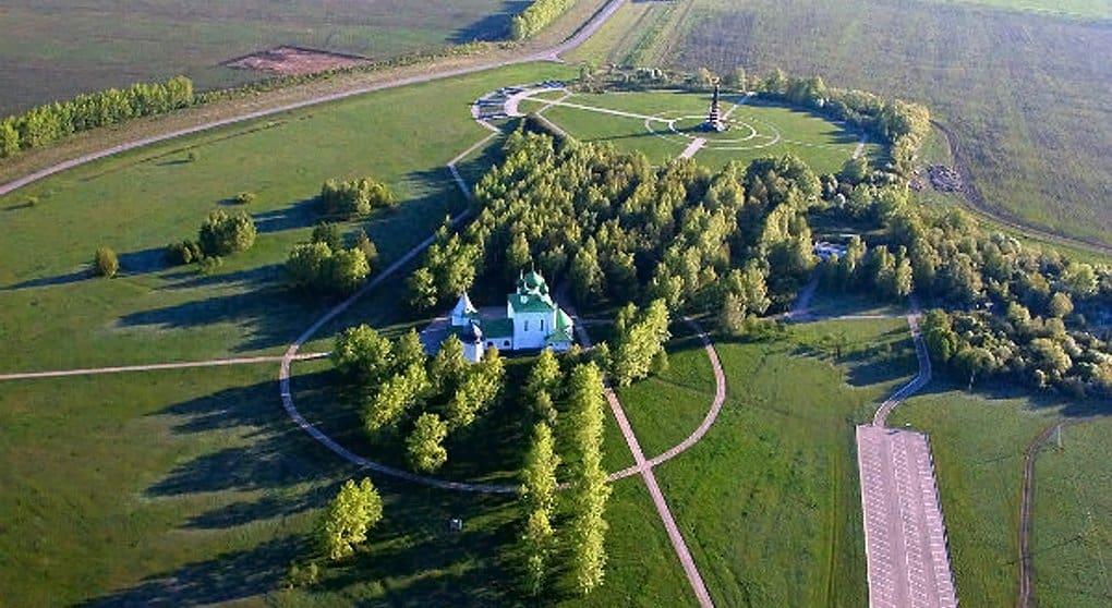 На Куликовом поле хотят воссоздать исторический облик храма XVII века